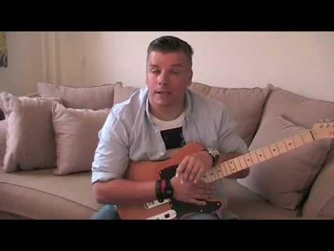 C7-Chord (ST08-02)/ Anfänger Gitarre