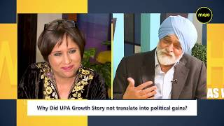 """Told Pranab Mukherjee, Vodafone Retrospective Tax is wrong"" Montek Ahluwalia talks to Barkha Dutt"