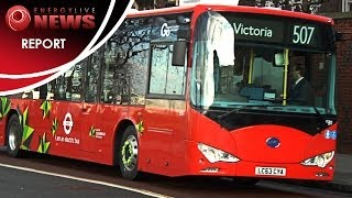 London trials first all-electric buses
