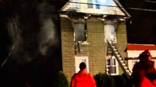 preview picture of video 'House fire portland'
