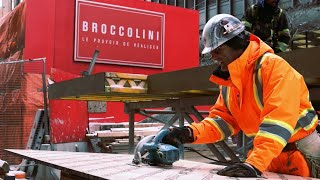 Broccolini – We Make it Happen at Rue St-Jacques in Montreal