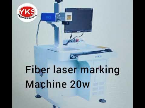 Laser Marking Job Work On Metal