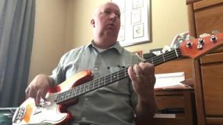 SBL 10 Bass Line Challenge #7 - Watermelon Crawl - Tracy Byrd