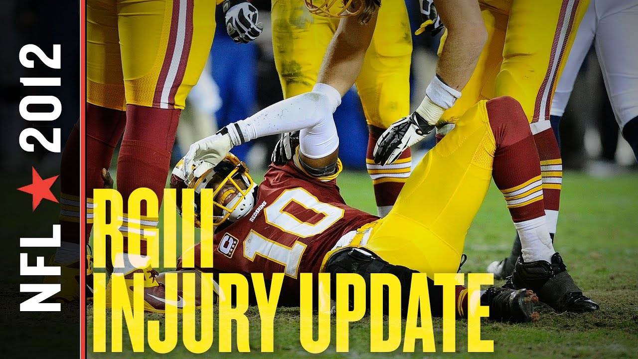 Robert Griffin III Injury Update: More Tests Needed to Reveal Extent and Seriousness to Knee thumbnail