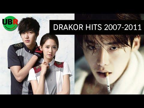 12 drama korea terpopuler selama 2007 2011