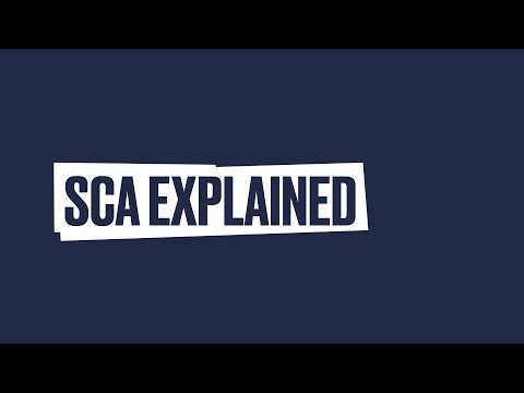 SCA Explained