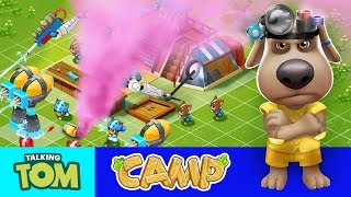 Talking Tom Camp - Follow the Flare (Tutorial 2)