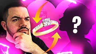 REVEALING I'M MARRIED! NEVER BEFORE SHARED - Random Duos! (Fortnite: Battle Royale)
