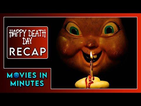 HAPPY DEATH DAY in 3 minutes (Movie Recap)