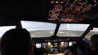 preview picture of video 'Flugsimulator Airbus 320 AST Karlsruhe'