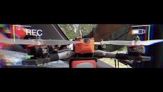 FPV DRONE RACING   VLG DogGP #3