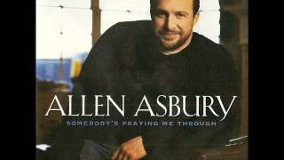 SOMEBODY'S PRAYING ME THROUGH-ALLEN ASBURY