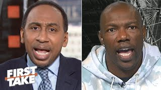 Terrell Owens confronts Stephen A. over Colin Kaepernick criticisms | First Take