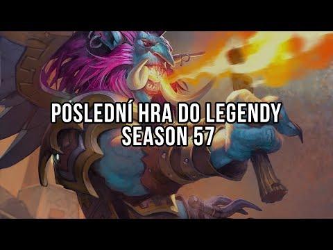 Poslední hra do legendy - Season 57