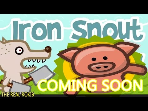 IRON SNOUT || COMING SOON TO STEAM || Watch the Trailer || 2016