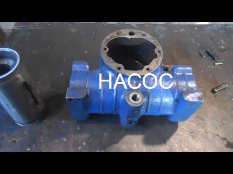 Теперь ты будешь знать как его отремонтировать  Сборка усилителя руля трактор т 40