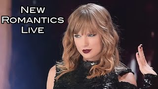 Taylor Swift live New Romantics 2018 in Texas