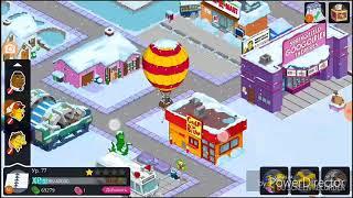 Симпсоны на телефоне 0.1часть