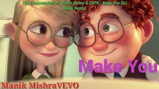 The Chainsmokers Ft. Justin Bieber & Zayn - Make You (DJ Manik Remix) Manik Mishravevo New Animated