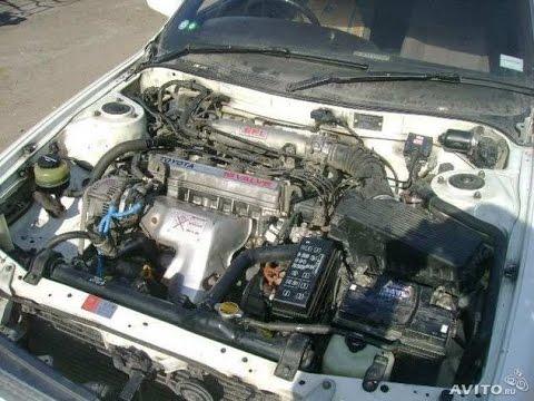 Фото к видео: ремонт двигателя 4s-fe (3s-fe) своими руками.