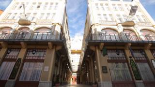 preview picture of video 'Hotel Palatinus City Center - Hotel in Hungary, Ungarn - Pécs'