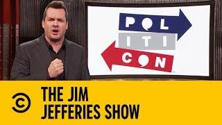 Seeking Bipartisanship At Politicon | The Jim Jefferies Show