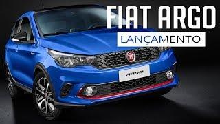 Fiat ARGO - Lançamento