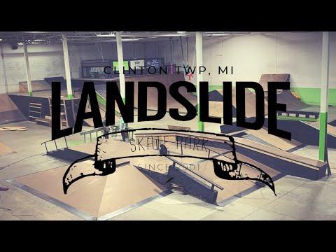 Please Ride Landslide Skate Park This Week