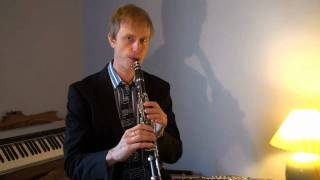 """How to Laugh on Clarinet"" with Oleg Lapidus  www.mLessons.co.uk"