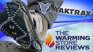 YakTrax Reviews - The Warming Store