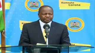 Kenya records 47 new Covid-19 cases - VIDEO