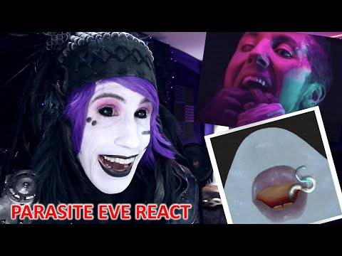 Goth Reacts to Bring Me The Horizon - Parasite Eve (Official Video)