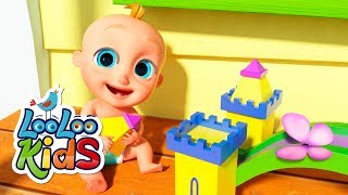 London Bridge Is Falling Down - THE BEST Songs for Children | LooLoo Kids