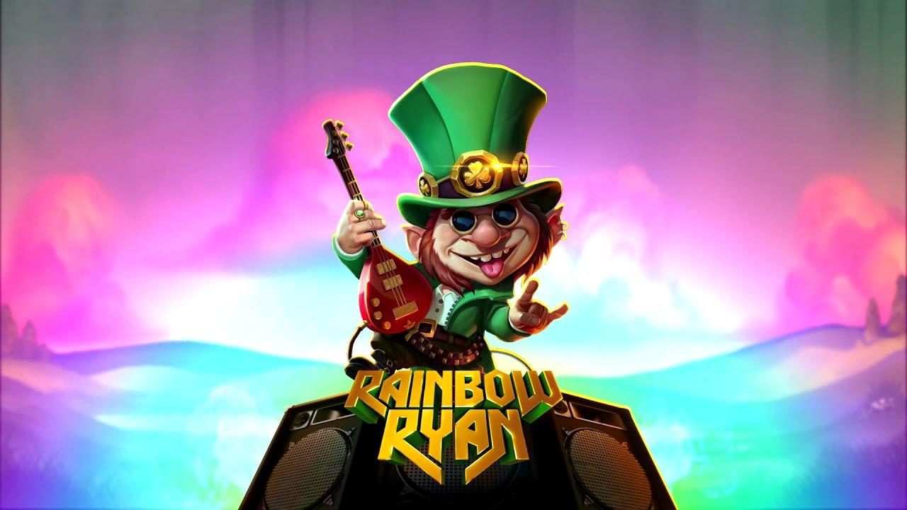 Rainbow Ryan från Yggdrasil Gaming