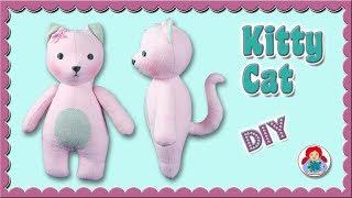 DIY   Kitty Cat • Sami Dolls Tutorials