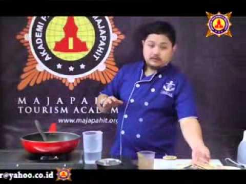 Video tutorial sate ayam bumbu kacang. info resep dan dvd 031-8433224/5