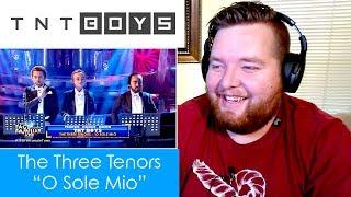 TNT Boys   As The Three Tenors YFSF   Jerod M Reaction