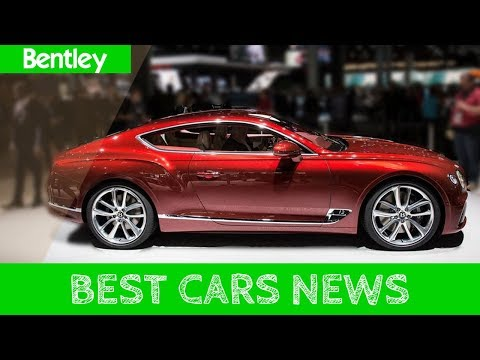 [ Incredible ] 2019 Bentley Continental GT – More Elegant And More Athletic