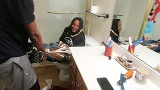 WHEN TALKING CRAP ON THE TOILET GOES WRONG! | Daily Dose S2Ep209