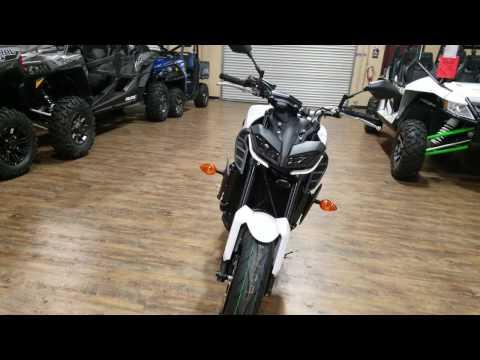 2017 Yamaha FZ-09 in Murrieta, California