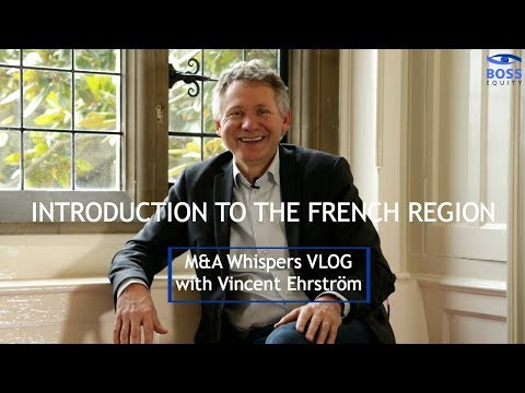 Introduction To The French Region with Vincent Ehrström