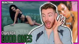 *rip Hyperpop...* GOOD ONES is here and i'm SHOOK!! ~ charli xcx reaction ~