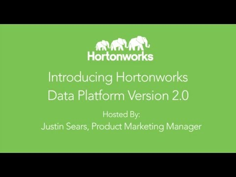 An Introduction to Hortonworks Data Platform 2.0