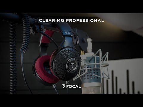 Focal Clear Mg Pro Video #1