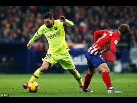 Lionel Messi - On Fire ● Skills & Goals 2019   HD  