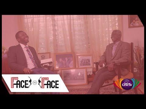 Face to Face with Brigadier Gen [rtd] Nunoo Mensah