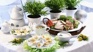 20 Easter Table Decorations Ideas