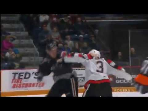 Isaac Ratcliffe vs. William Brown