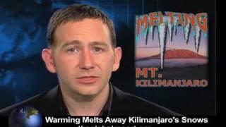 Warming Melts Away Kilimanjaro's Snows