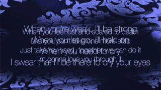 I'm Gonna Love You Through It (with lyrics) - Martina McBride
